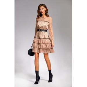BUTER 2121 Платье