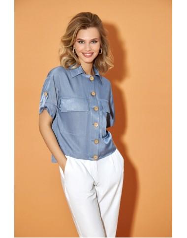 DILIAFASHION 0501 Блуза