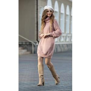 DIVA 1178-1 розовый Платье