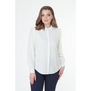 ELITEMODA 5037 молочный Блуза