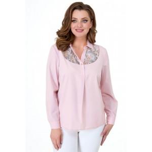 ELITEMODA 5112 розовый Блуза
