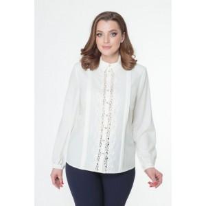 ELITEMODA 5212 молочный Блуза