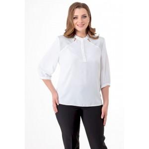ELITEMODA 5217 белый Блуза