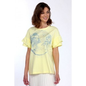 ELLETTO 3480 Блуза