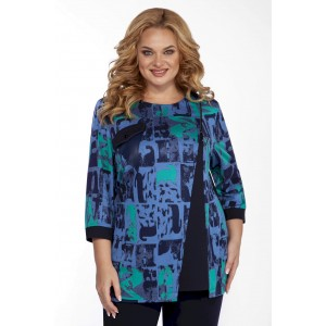 EMILIA STYLE 2099 Блуза