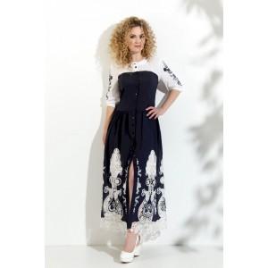 EVROMODA 209 Платье
