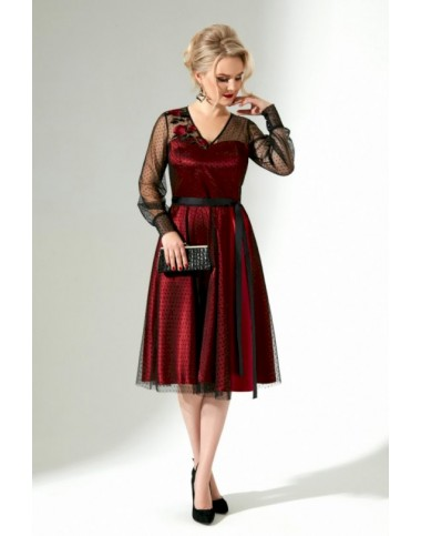 EVROMODA 325 Платье