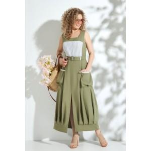 EVROMODA 339 Платье