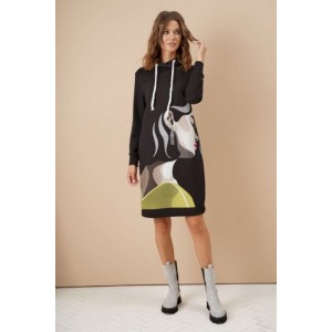 FANTAZIA MOD 3808 Платье