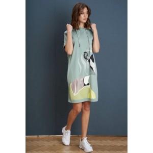 FANTAZIA MOD 3966 Платье