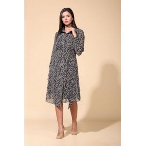 FAUFILURE С1107 веточки Платье