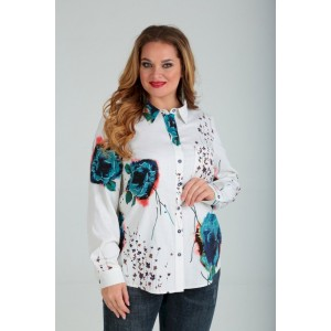 LADY LINE 476 Блуза
