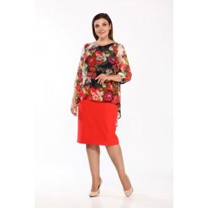 LADY STYLE CLASSIC 1343-4 Платье