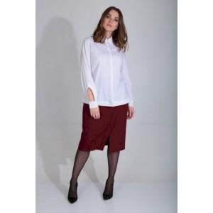MALI 622 белый Блуза