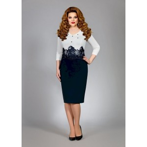 MIRA-FASHION 4353 Платье