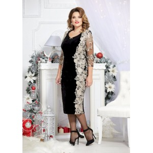 MIRA-FASHION 4362-2 Платье