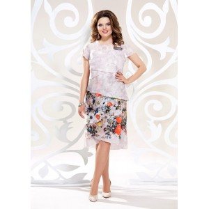 MIRA-FASHION 4811-3 Платье