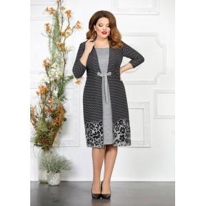 MIRA-FASHION 4863-3 Платье