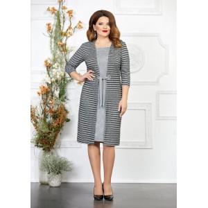 MIRA-FASHION 4863-4 Платье