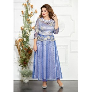 MIRA-FASHION 4870-2 Платье