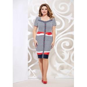 MIRA-FASHION 4910-2 Платье