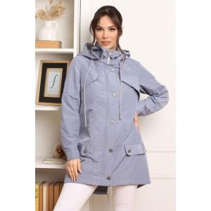 MODA-URS 2576 холодный голубой Куртка