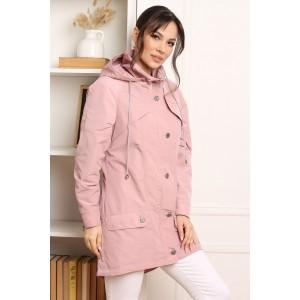 MODA-URS 2576 пудра Куртка