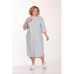 NEEDLE REVERTEX 1702/1-1 Платье