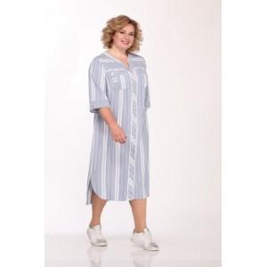 NEEDLE REVERTEX 1702/1-2 Платье