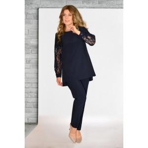 NEEDLE REVERTEX 384/4-1 Блуза