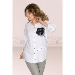 NEEDLE REVERTEX 401 Блуза