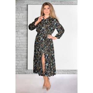 NEEDLE REVERTEX 424/5 Платье