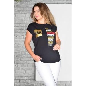 NEEDLE REVERTEX 431/1 Блуза