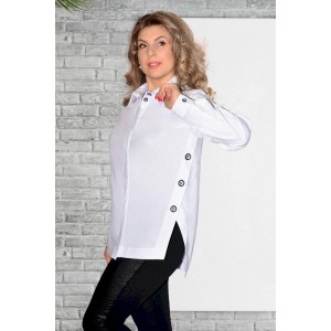 NEEDLE REVERTEX 437 Блуза