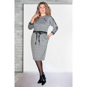 NEEDLE REVERTEX 444 Платье