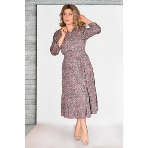 NEEDLE REVERTEX 453/1 Платье