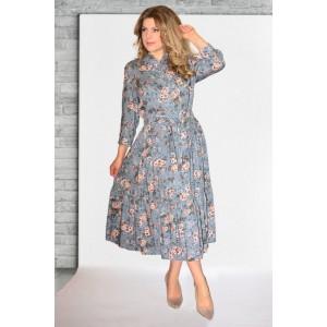 NEEDLE REVERTEX 453/2 Платье