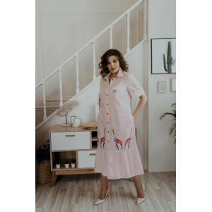 OLGA STYLE С678 Платье