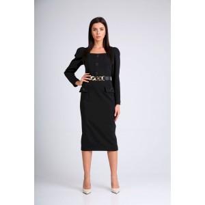 SANDYNA 130115 черный Платье