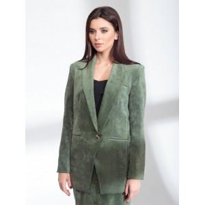 SANDYNA 13904 яблочно-зеленый Жакет