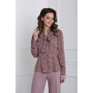 SANDYNA 13931 лиловый Блуза