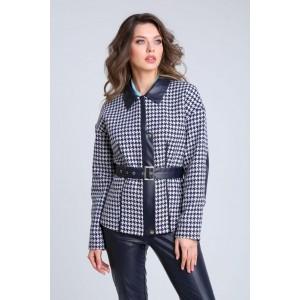 SANDYNA 13942 сине-белый Куртка