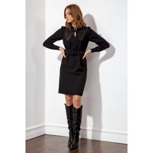 SETTE S5045 черный Платье