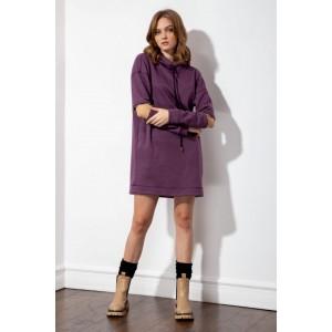 SETTE S5051 фиолетовый Платье