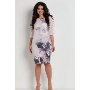 SOLOMEYA LUX 253А Платье