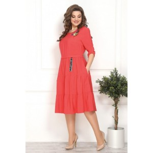 SOLOMEYA LUX 551 Платье