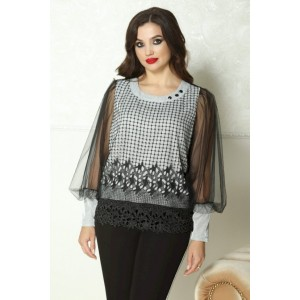SOLOMEYA LUX 764 Блуза