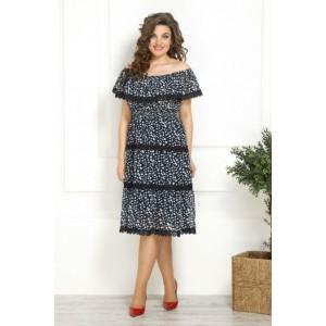 SOLOMEYA LUX 817 Платье
