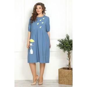 SOLOMEYA LUX 820 Платье
