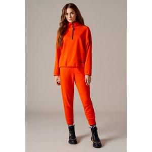 SVETLANOVA 208 оранжевый Спортивный костюм